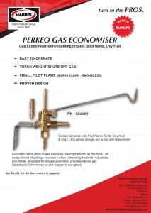 Perkeo Gas Economiser